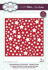 Creative Expressions Twinkle STAR RACCOLTA in background Craft Die Set CED3127