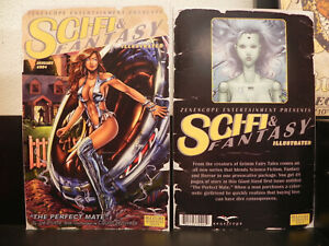 Lot of 25 Sci-Fi & Fantasy Illustrated #1 (2010 First printing)