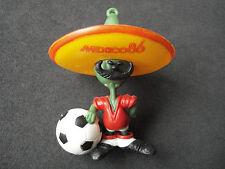 Mexico, 1986 Football World Cup, Pique mascot, figurine; soccer