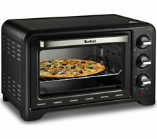 TEFAL Optimo  Electric Oven Black New