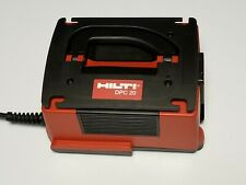 Hilti Power Converter Dpc 20for Dg 150only Power Converter Pre Owned