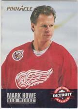 1993-94 Score Pinnacle #235 Mark Howe Detroit Red Wings Hometown Heroes