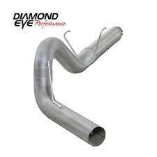 Diamond Eye Exhaust System Kit For 2007.5-2012 Dodge 6.7l Cummins 2500/3500
