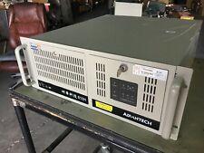 *NICE* Advantech 610H Industrial Computer, Pentium Dual-Core 2.6 GHz, 4gig DDR2