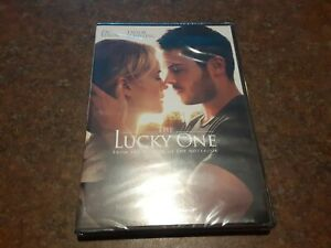 THE LUCKY ONE DVD 2011 Zac Efron Taylor Schilling Brand New and Sealed