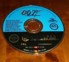 007 NIGHTFIRE NINTENDO GAMECUBE DISC ONLY IN ACCEPTABLE CONDITION