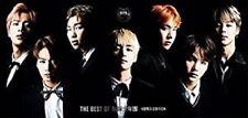 THE BEST OF BTS Bangtan Boys Korea Edition Limited CD+DVD Photo Set Japan New
