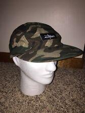Avedis Zildjian 5 Panel Camo Hat Cap -  Camouflage model #T4541   Great Gift!