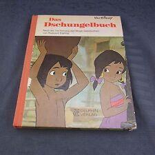 Il libro della giungla Rudyard Kipling DELFINO EDITRICE 1968