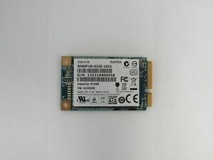 SanDisk SD6SF1M-032G-1022 32GB MLC SATA 6Gbps mSATA Solid State Drive (SSD) C-4
