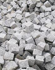 Natural Granite Setts / Cobbles, Edging, Driveways, Path & Patios, Paving Stone