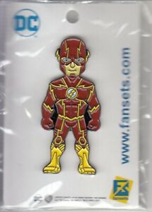 The Flash 2017 San Diego Comic-Con SDCC exclusive enamel pin BRAND NEW & SEALED