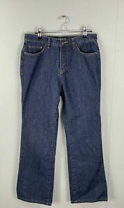 Giordano Blues Men's Denim Jeans - Straight Fit - Size 29 Blue