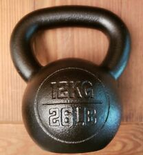 NEW Rogue Fitness Kettlebell 12kg 26lb gym USA made E-coat crossfit FREE SHIP