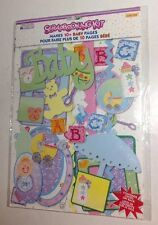 BABY SCRAPBOOKING KIT MAKES 10 PAGES NEW