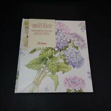 CR. Gibson Hydrangea Libromount Photo Album 18 Sheets