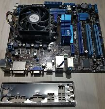 Asus Board m5a78l-m le am3+ con CPU x260 + Cooler