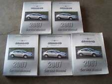 2007 Chrysler Sebring Shop Service Repair Manual Touring Limited 2.4L 2.7L 3.5L