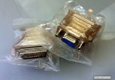 2 x ATI Radeon DVI su adattatore VGA-connector-spina, 6140007200, MERCE NUOVA