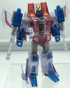 Transformers Henkei Classic Ghost Starscream Exclusive OFFICIAL RELEASE