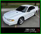 1997 Ford Mustang  1997 Ford Mustang SVT Cobra Coupe