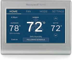 Honeywell Home RTH9585WF1004 Wi-Fi Smart Color Touchscreen Thermostat