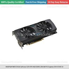 04G-P4-2974-KR EVGA GeForce GTX 970 4GB DDR5 256-Bit PCI Express DVI-I/ DVD-D/
