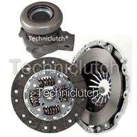 NATIONWIDE 2 PART CLUTCH KIT AND CSC FOR VAUXHALL VECTRA SALOON 2.5I V6