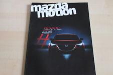 152425) Mazda 3 - MX-5 - Mazda Motion 2013