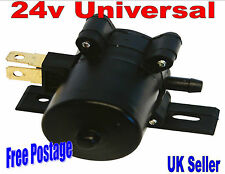24v Universal 24 Volt Parabrisas Washer Pump Botella coche Van Auto