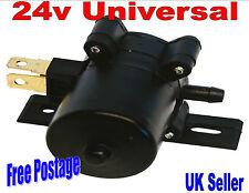 24v Universal 24 Volt Windscreen Washer Pump Bottle Car Van Auto