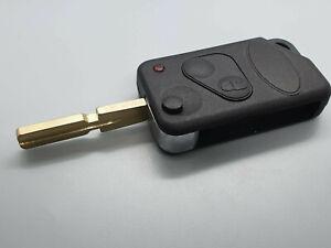 Boîtier de Clé Rabattable Clé 2 Tâtonner Pour Landrover Dicovery Range Rover