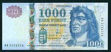 Ungarn / Hungary 1000 Forint 2011 Pick 197c (1)