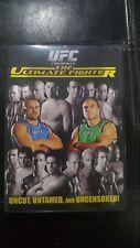 Ultimate Fighter - Season 1 DVD