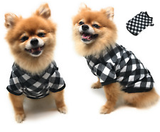 Pet Dog Fleece Harness Vest Shirt Puppy Warm Jumper Sweater Coat Jacket Apparel