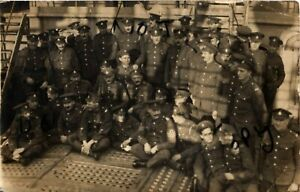 WW1 Soldier RAMC Royal Army Medical Corps aboard a Hospital Ship or Troop Ship
