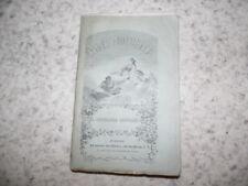 1866.Géographie générale.Ecole mutuelle.Fléchambault