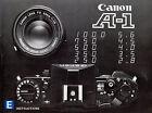 Canon A-1 Instruction Manual (PDF) 00013