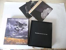 "DAVID GILMOUR(PINK FLOYD)""RATTLE THAT LOCK-BOX BLU-RAY+CD+BOOK SONY 2015"