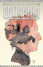 Britannia: We Who Are About to Die #3A, Near Mint 9.4, 1st Print, 2017