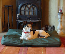 """Heavy Duty Dog Bed Waterproof Fabric 600 Denia Thick Filled with Rebound 58""""x38"""""""