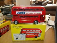 BUDGIE ROUTEMASTER BUS 236 IN MINT CONDITION VERY GOOD ORIGINAL BOX PICCADILLY 9