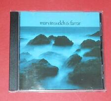 Marvin, Welch & Farrar - Marvin, Welch & Farrar (Same) -- CD / Rock