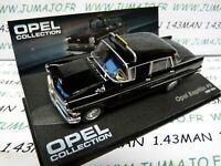 OPE44R voiture 1/43 IXO OPEL collection : KAPITÄN p II 2 taxi