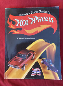 Tomart's Price Guide to Hot Wheels (1993 edition) 25th Anniversary