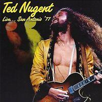 Ted Nugent - Live... San Antonio '77 (2017)  2CD  NEW/SEALED  SPEEDYPOST