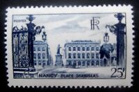 France-1948-Stanislas Palace-25F issue-MNH