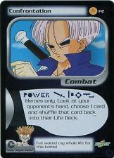 Confrontation P2 Dragonball Z DBZ Holo-Foil Movie Promo Card