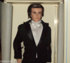 2013  BFC Tailored Tuxedo Ken Silkstone  Barbie  MIB!!