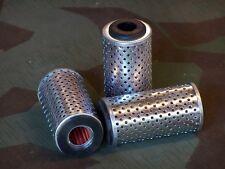 Shovelhead, Sportster 3 In Tank Oil Filters. 54 and Later